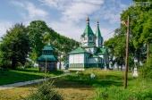 Кордишів-церква Покрови Пресвятої Богородиці