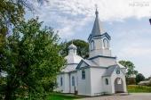 Малі Дедеркали - церква Божої Матері Казанської
