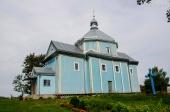 Радошівка - церква святої Параскевії
