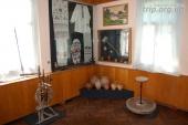 Літературно-меморіальний музей М. Островського с. Вілія
