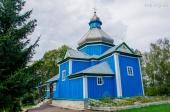Вовківці - церква Покрови Пресвятої Богородиці